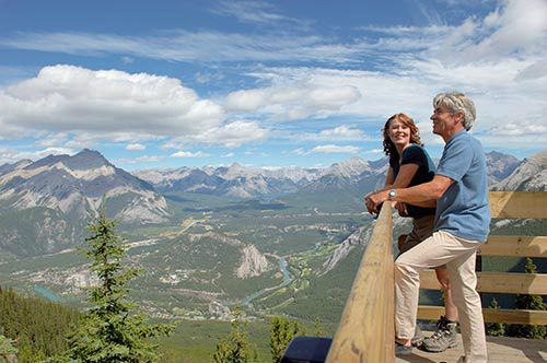 Explore Banff Day Tour From Canmore W/ Banff Gondola