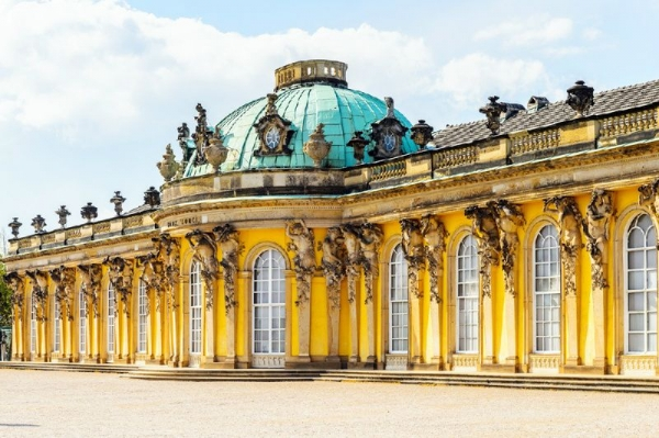 Potsdam Day Trip from Berlin w/ Bridge of Spies