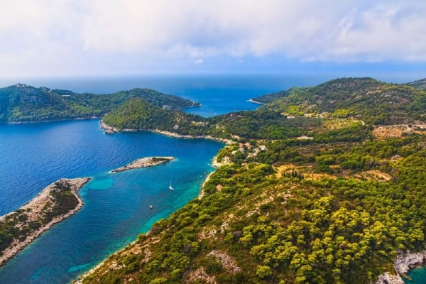 Island of Mljet Boat Trip from Dubrovnik