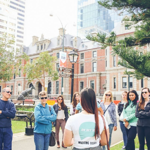 Perth Walking Small Group Tour