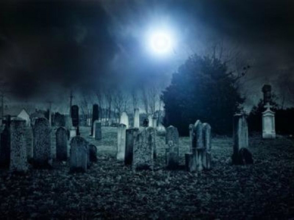 Southport Cemetery Paranormal Investigation