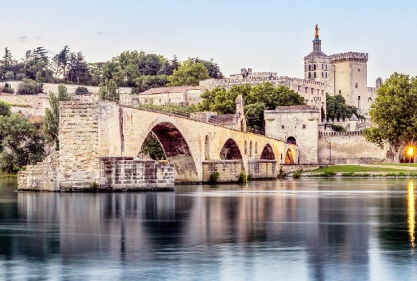 Avignon and Pont du Gard Day Trip from Paris by High Speed Rail