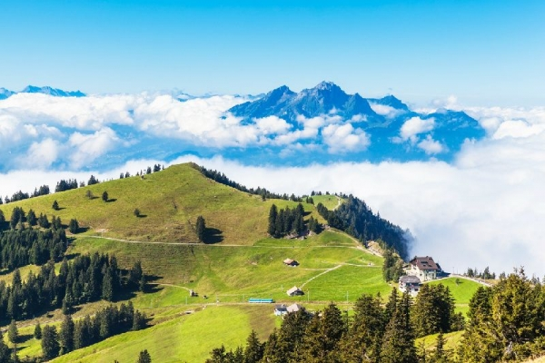 2-Day Swiss Alps Spa Wellness Package