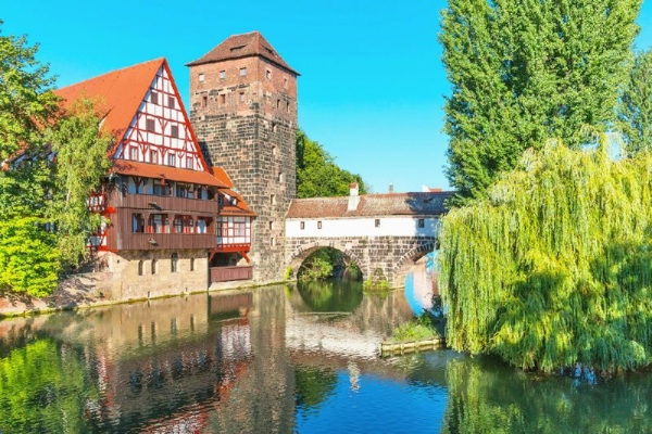 Heidelberg and Nuremberg Day Trip from Frankfurt