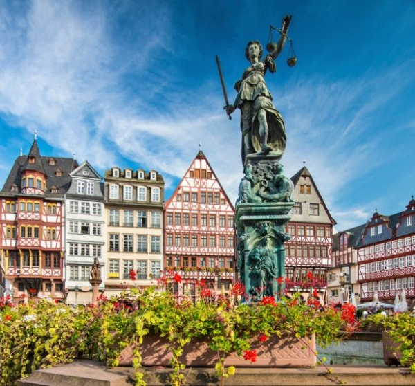 1-Hour Frankfurt Panoramic Tour