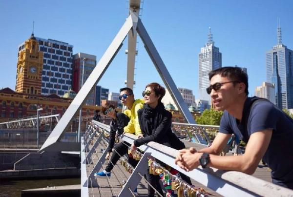 Melbourne Morning City Tour