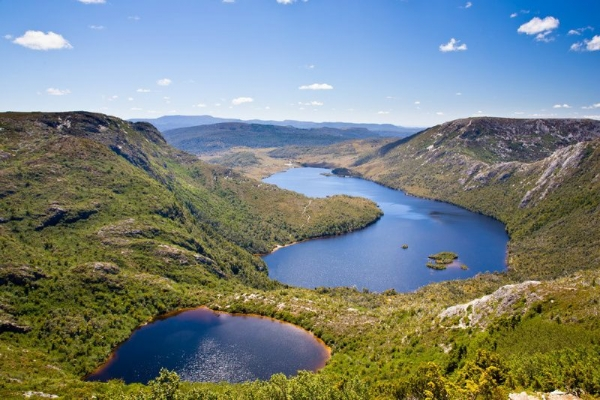 1-Day Cradle Mountain Tour / W CBD Hotel & Hostel Transfer