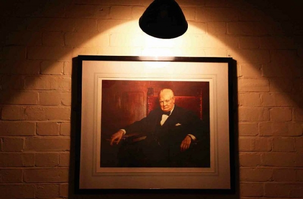 Churchill War Rooms Tour w/ Guided Walk through Westminster