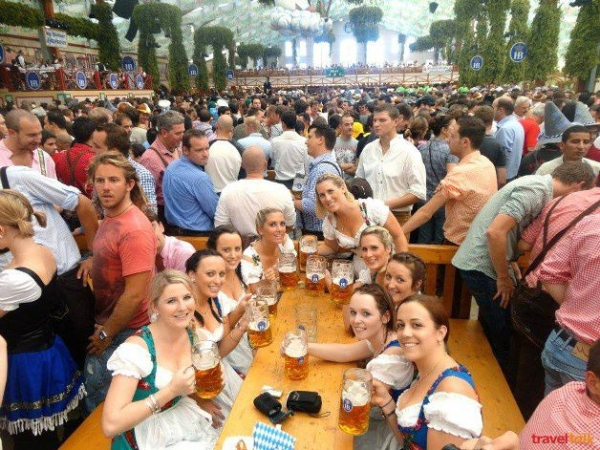 4-Day Oktoberfest Party Package