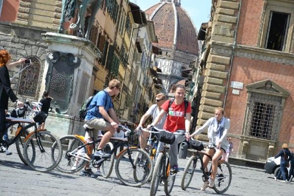 3-Hour Florence Bike Tour