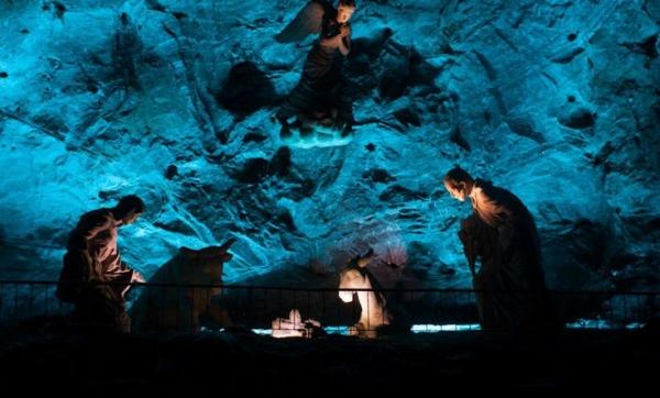 Zipaquira Salt Cathedral and Lake Guatavita Day Trip