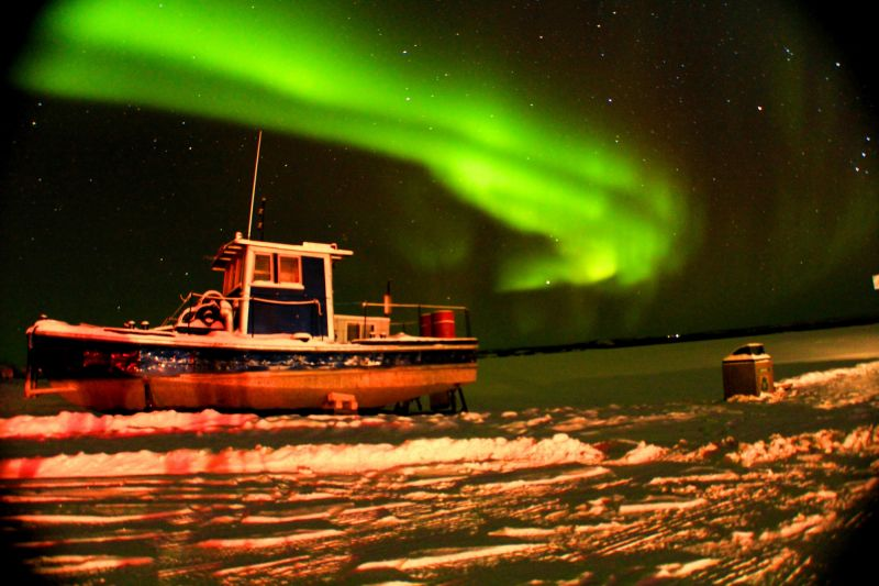 5-Day Yellowknife Northern Lights Tour