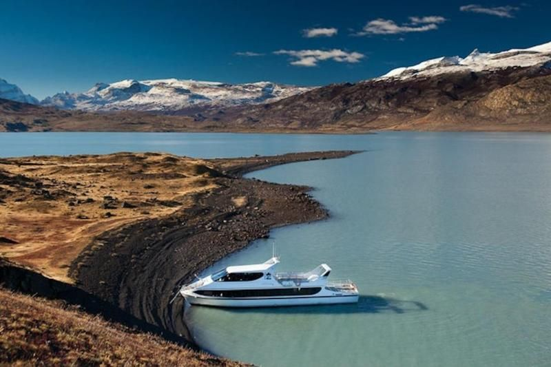 Upsala Glacier and Estancia Cristina Sightseeing Tour