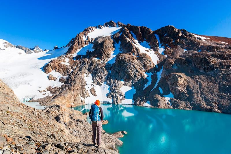 Mount Fitz Roy and Laguna de los Tres Hiking Tour
