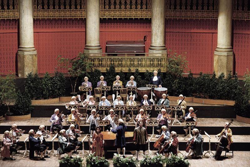 Mozart and Strauss Concert in Vienna at Schonbrunn Palace
