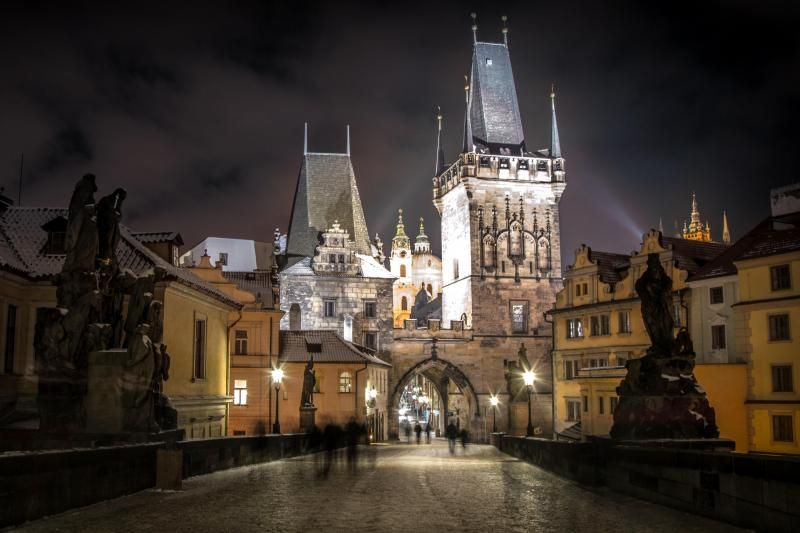 Ghosts of Prague Walking Tour
