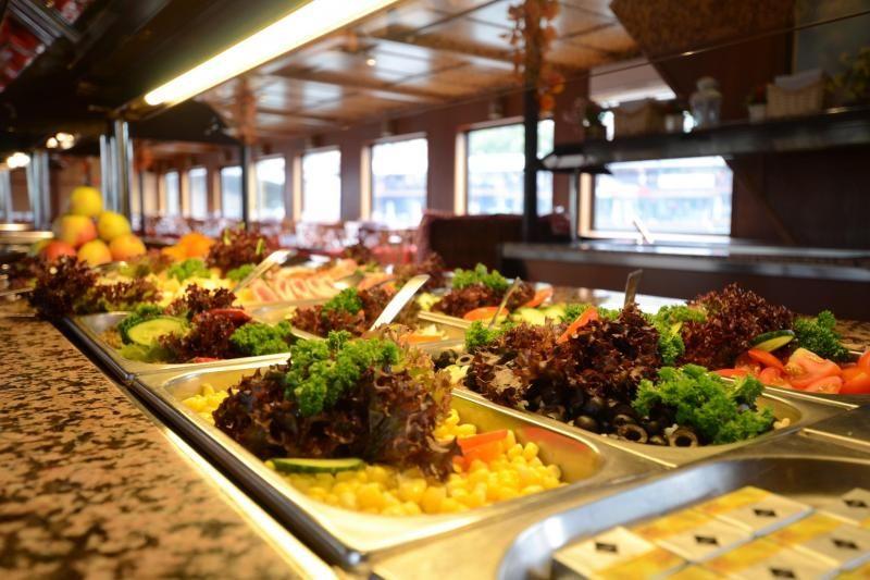 Prague Lunch Cruise w/ Hotel Transfers
