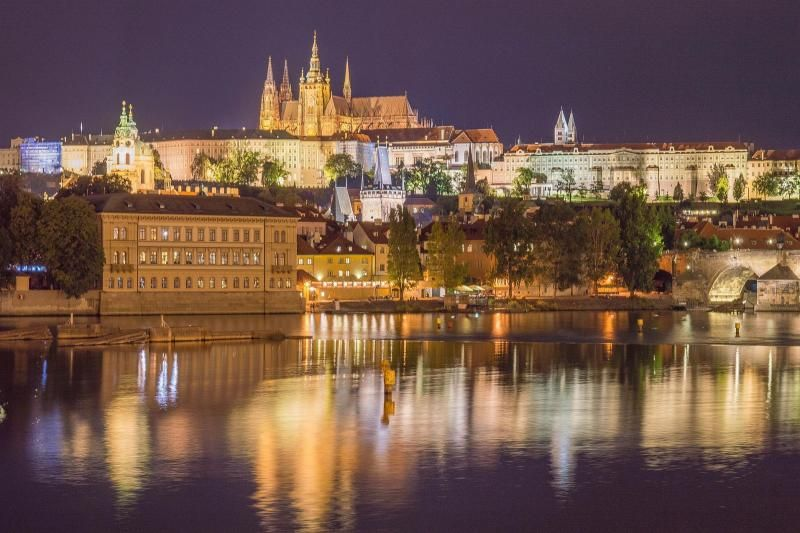 Prague Night Tour with Hotel Transfers