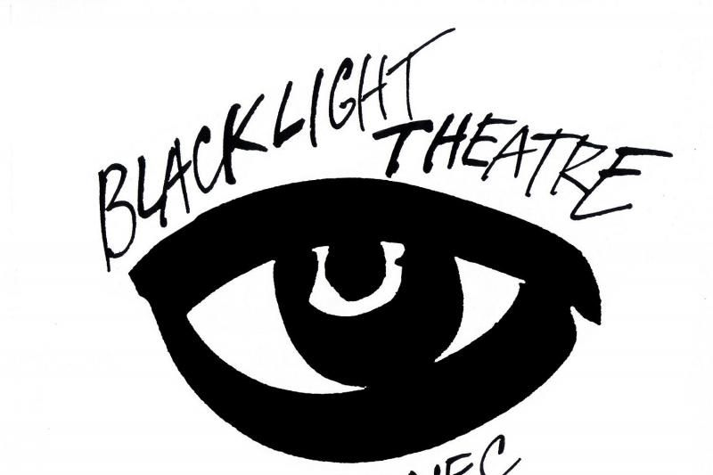 Black Light Theatre Performance