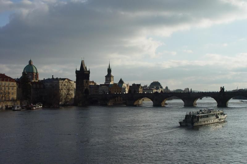 1-Hour Prague Vltava River Cruise - Ticket Only