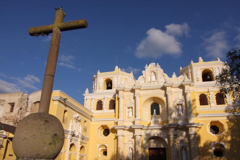 Antigua Guatemala Morning Tour