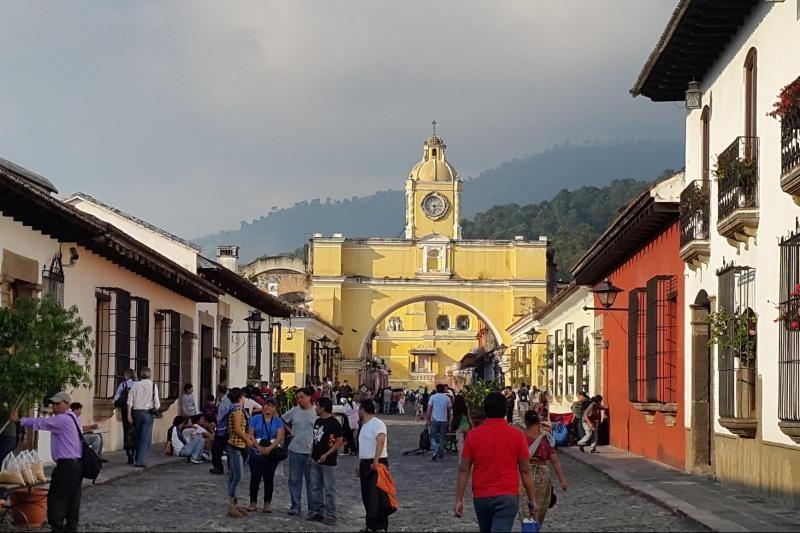 Antigua Guatemala Afternoon Tour