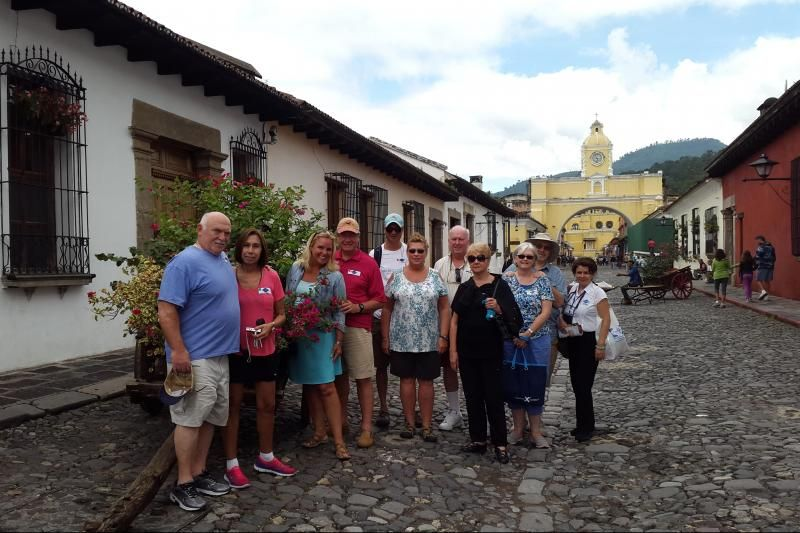 Guatemala Shore Excursion from Puerto Quetzal
