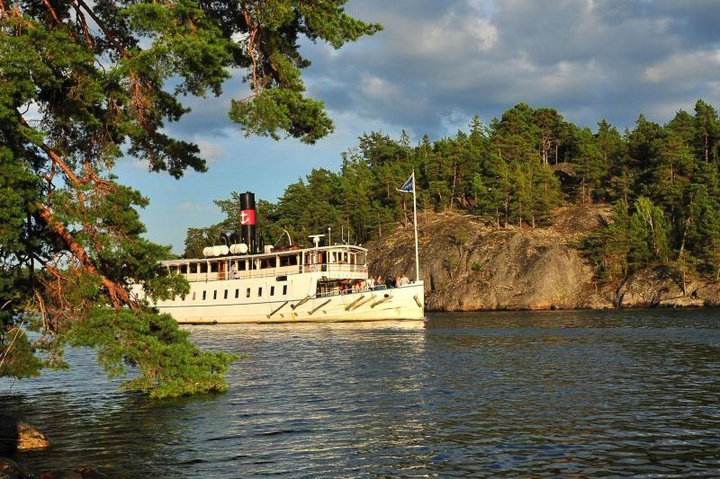 Stockholm Archipelago Sightseeing Cruise