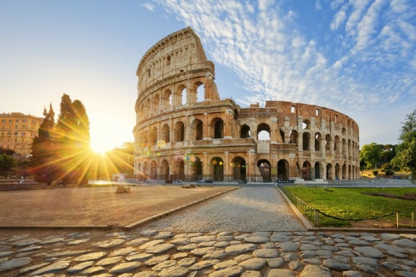 3-Day Lucerne to Rome Tour Package