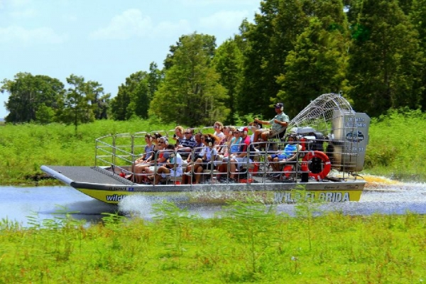 Orlando Airboat Ride