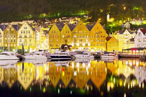 12-Day Grand Scandinavia Tour: Denmark - Sweden - Norway