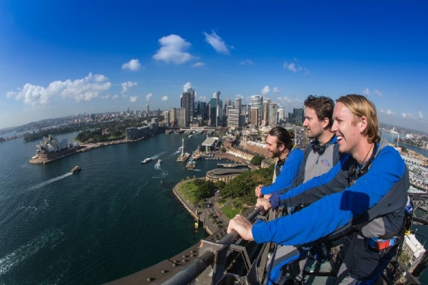 Sydney Harbour BridgeClimb - Twilight Time