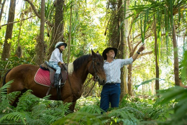 Cairns Horse Riding Tour