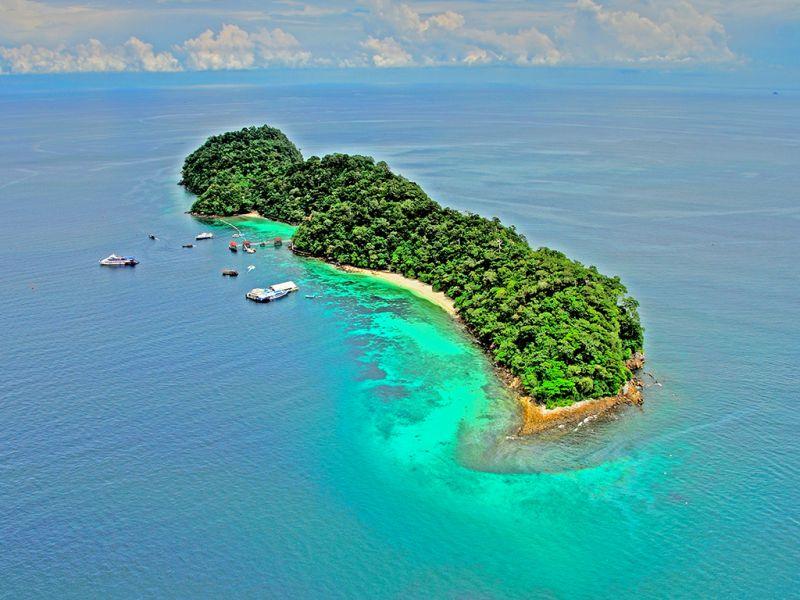 Pulau Payar Marine Park Tour with Lunch