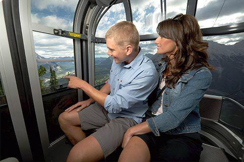 Banff Gondola Admission Ticket