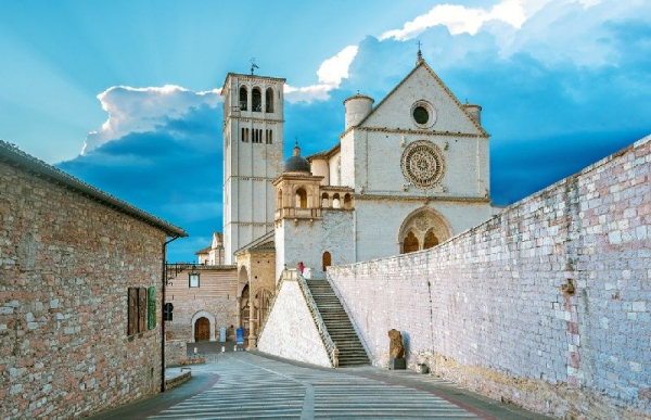 Assisi and St Francis Basilica Day Trip from Rome