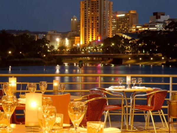 Adelaide Sightseeing Tour W/ River Cruise, Adelaide Hill, & Riverfront Dinner