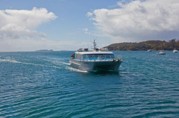 Bluff and Stewart Island Ferry
