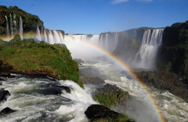 Half-Day Iguazu  Falls Tour From Puerto Iguazu: Brazil Side