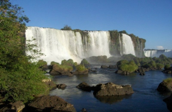 Ultimate Iguazu Falls Tour: Devil's Gorge Train - Gran Aventura - Argentina Side