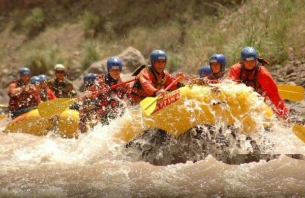 Mendoza River Rafting Experience