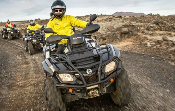 Iceland Golden Circle ATV Adventure Tour