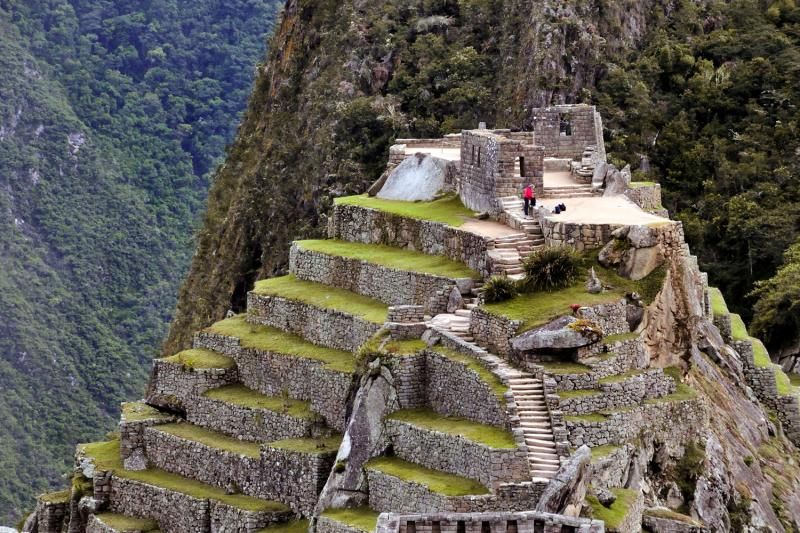Machu Picchu Tour From Cusco with Vistadome Train
