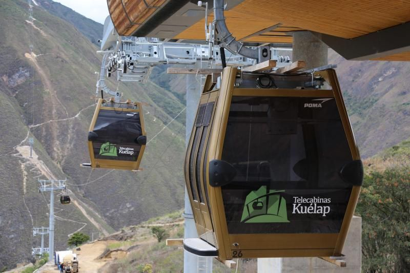 Kuelap Ancient Fortress Tour W/ Cable Car Ride