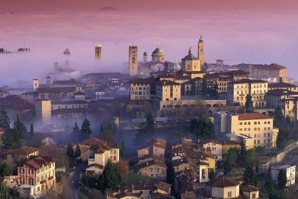 Bergamo Half Day Trip from Milan