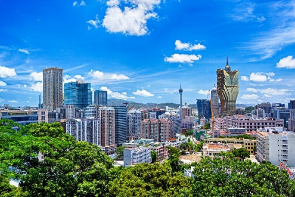 Macau Day Trip from Hong Kong /W Lunch & Ferry Tickets
