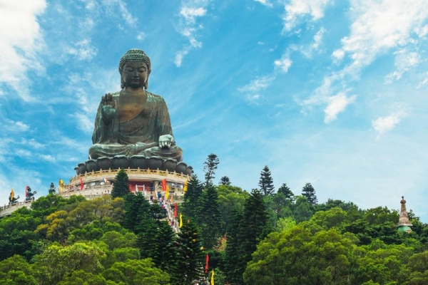 360 Lantau Island Explorer Day Tour from Hong Kong