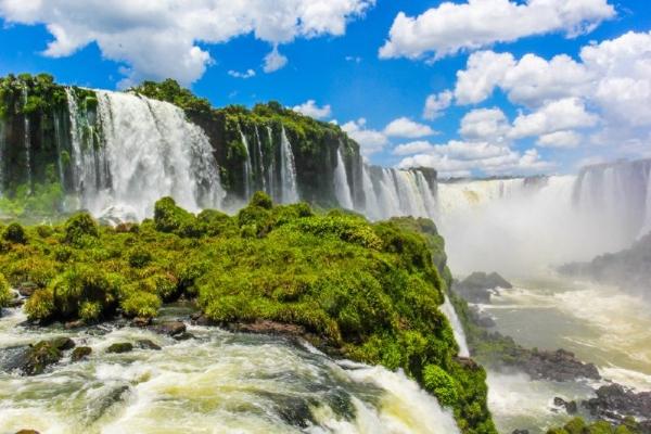 Experience Iguazu Falls Combo Tour