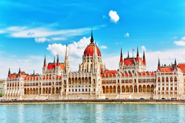 4-Day Vienna and Budapest Tour Package