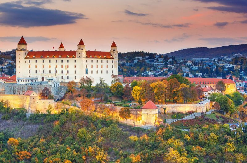 8-Day Central Europe Tour From Prague: Vienna | Budapest | Bratislava